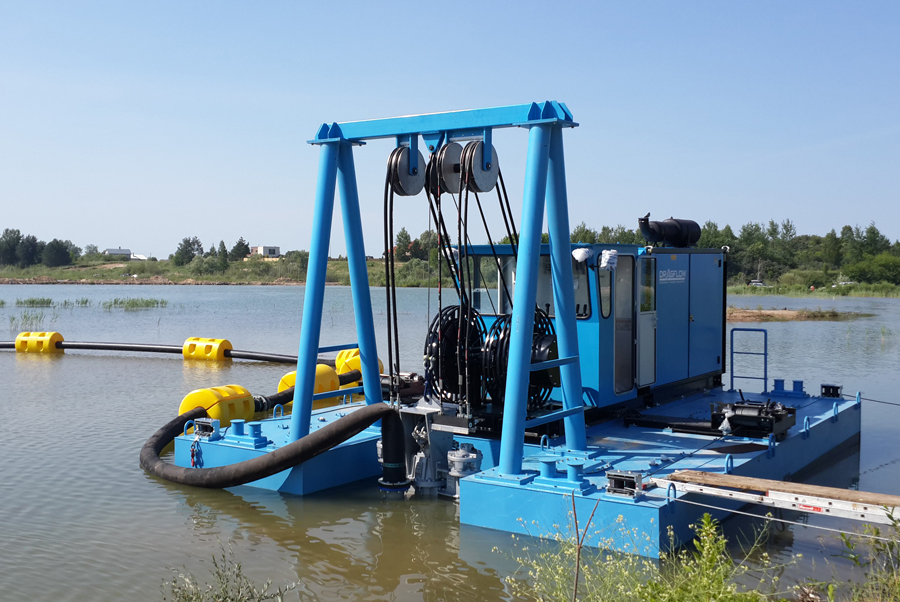 Dredging systems - EVO PUMPS